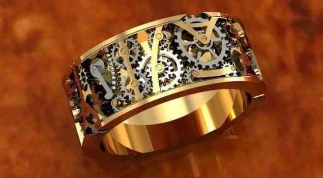 แหวนวิศวะสวย